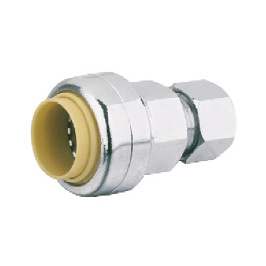 Straight Compression Adapters
