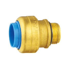 Straight Male UNEF Adapters