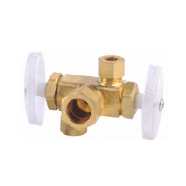 Multi-Turn Dual Outlet Stop Valve cxcxc