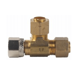 Brass Compression Adapter Valve