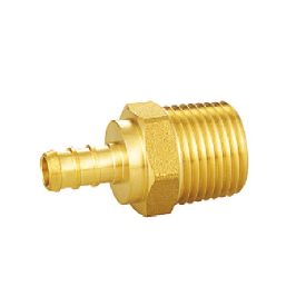 Brass Pex Adapter