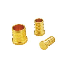 Brass Pex End Caps