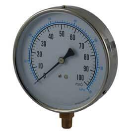 Contractor-Pressure-Gauge