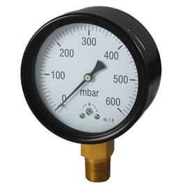 Low-Pressure-Gauge