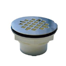 Plastic Solvent Weld Shower Drain