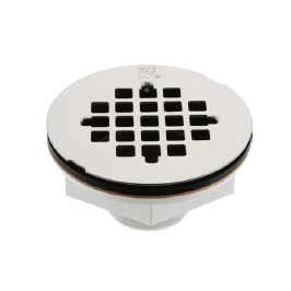 Plastic Threaded Shower Drain