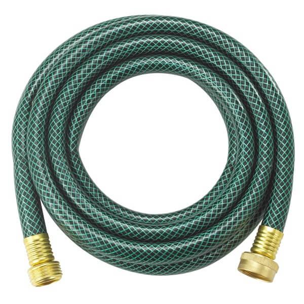 5/8 inch garden hose - braided