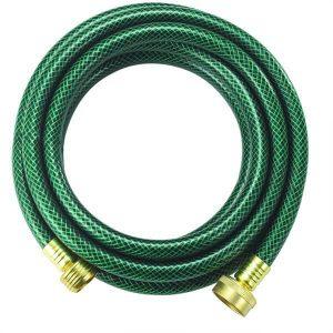 1/2 inch garden hose braided