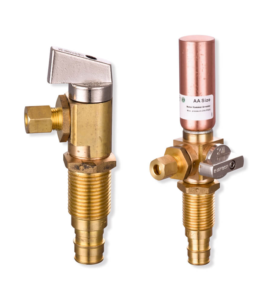 Ice Maker Supply Valve