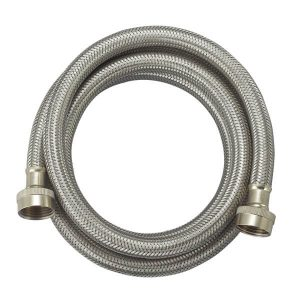 Stainless Steel Washing Machine Connector - 17 mm OD