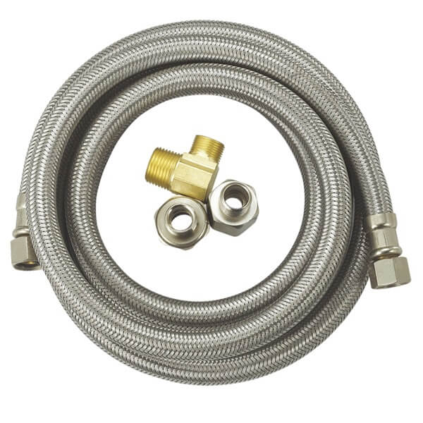 Stainless Steel Dishwasher Connector